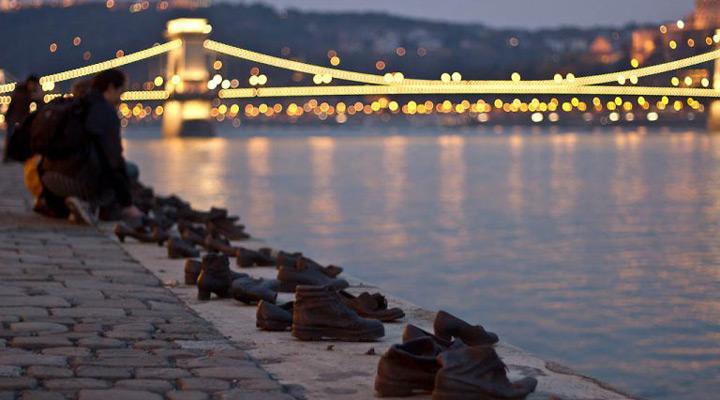 جاهای دیدنی بوداپست - پیادهراه دانوب