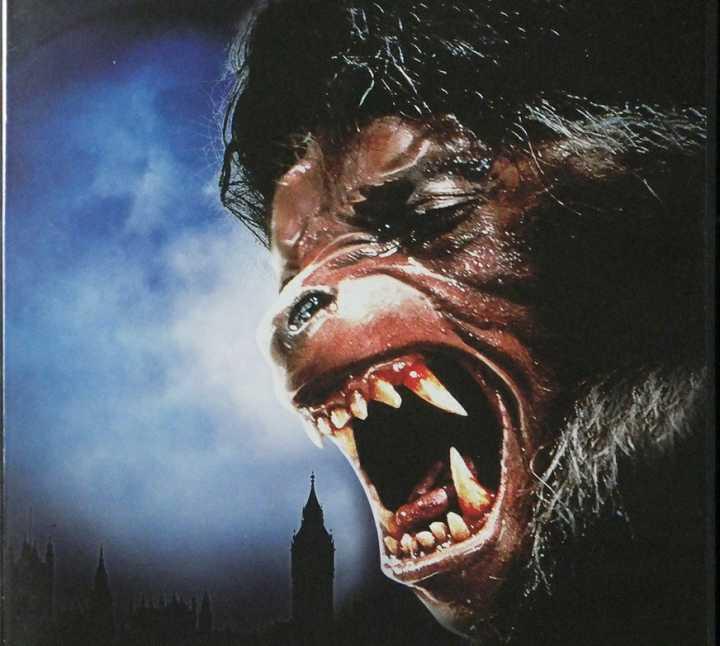 ترسناک ترین فیلم های دنیا - گرگ نمای آمریکایی در لندن An American Werewolf in London