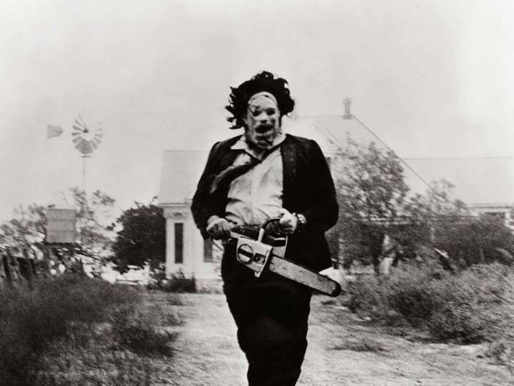 ترسناک ترین فیلم های دنیا - کشتار با اره برقی در تگزاس The Texas Chain Saw Massacre