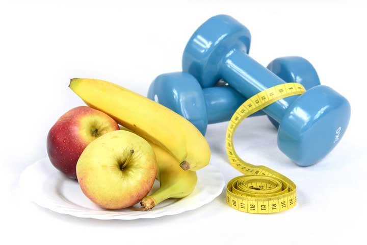 رژیم لاغری در دوران شیردهی - کاهش وزن
