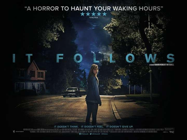 بهترین فیلم های ترسناک - او تعقیب میکند (It Follows)