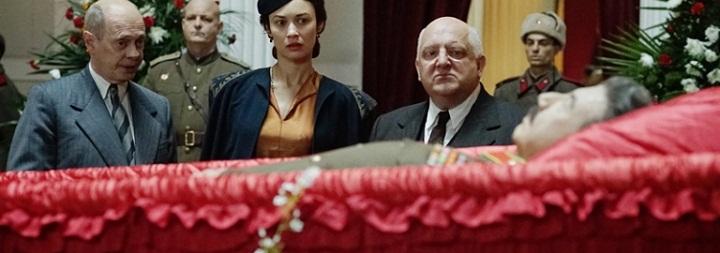 مرگ استالین از بهترین فیلم های ۲۰۱۸