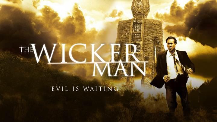 ترسناک ترین فیلم های دنیا - مرد حصیری The Wicker Man