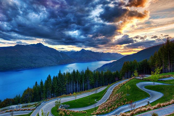 نیوزلند، شادترین کشور دنیا