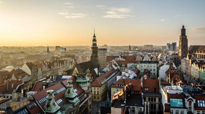 سفر به لهستان - وِروتسواف