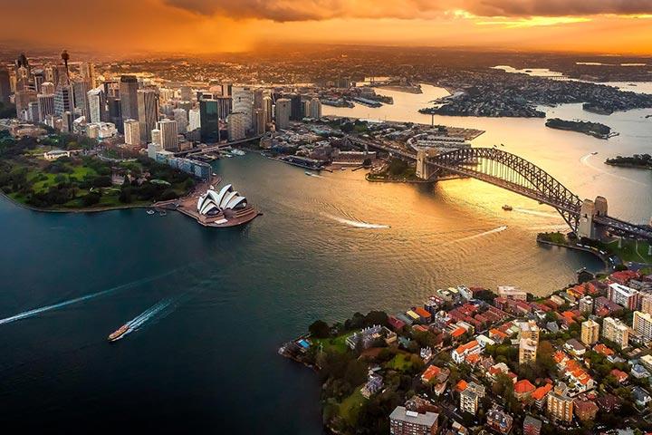 استرالیا، شادترین کشور دنیا