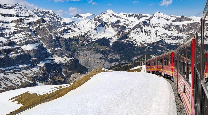 سفر به سوئیس - یونگفرایوخ