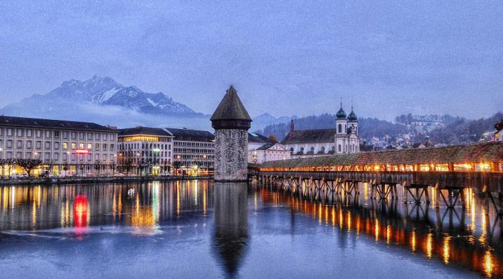 سفر به سوئیس - کاپِلبروک