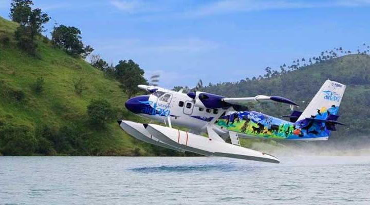 سفر به سریلانکا - هواپیماهای دریایی