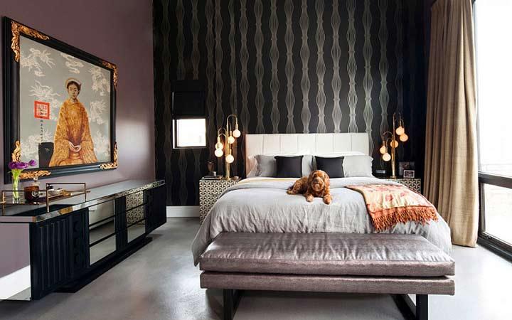 نورپردازی اتاق خواب ـ تعیین سبک روشنایی