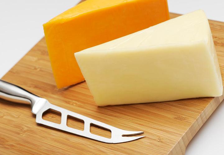 انواع پنیر - پنیر چدار (Cheddar)