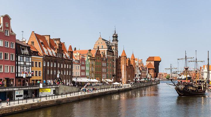 سفر به لهستان - گِدانسک