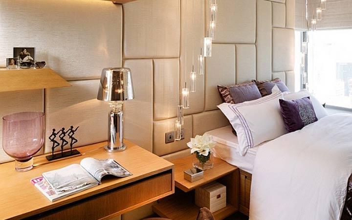 نورپردازی اتاق خواب ـ خلاقیت در روشنایی کنار تختخواب