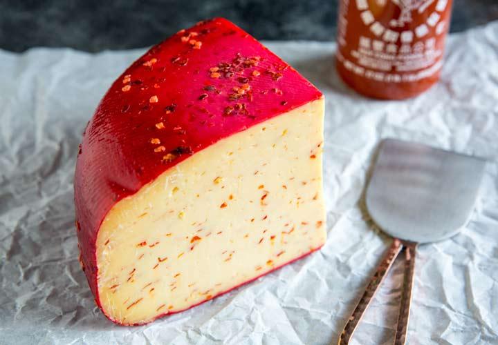 انواع پنیر - پنیر گودا ( Gouda)