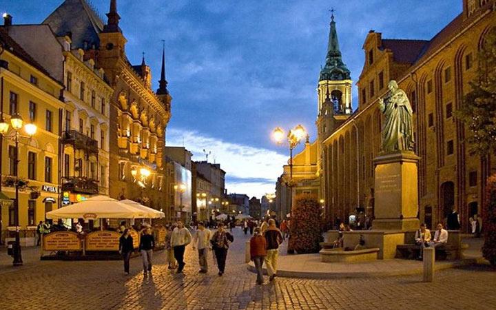 سفر به لهستان - تورون