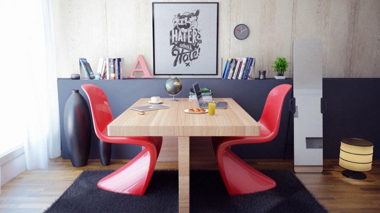 صندلی خاص- دکوراسیون اتاق کار
