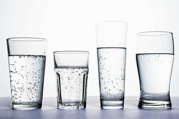 آب گازدار - سلامت دندان