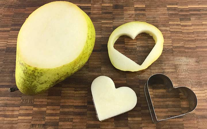 خواص گلابی - بهبود سلامت قلب