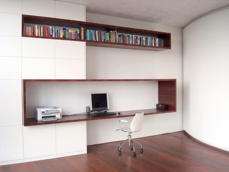 قفسه بندی- دکوراسیون اتاق کار