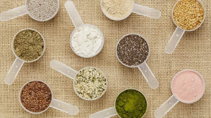 مکمل پروتئین انواع مختلفی دارد