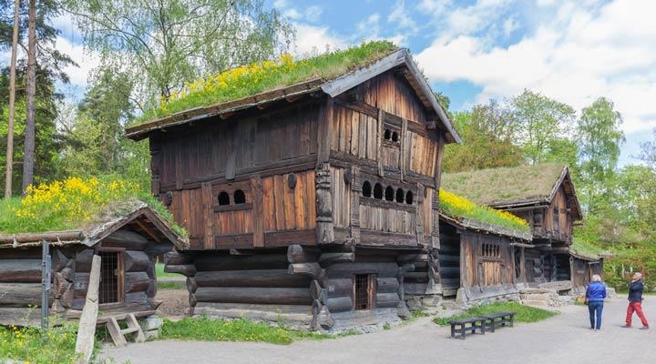 جاهای دیدنی نروژ - موزهی تاریخ فرهنگی