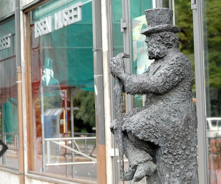 جاهای دیدنی نروژ - موزهی ایبسِن