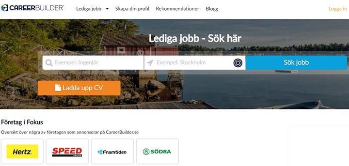 شرایط کار در سوئد - سایت کریر بیلدر