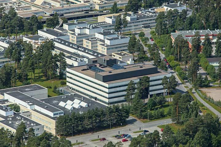 مراکز تحقیقاتی دانشگاه اولو - تحصیل پزشکی در فنلاند
