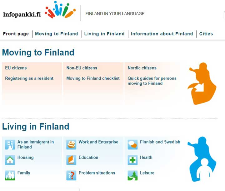 جابجایی و تغییر خانه در فنلاند - زندگی در فنلاند