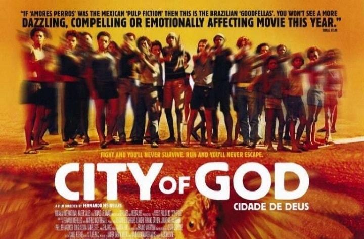 شهر خدا یکی از بهترین فیلم های دنیا