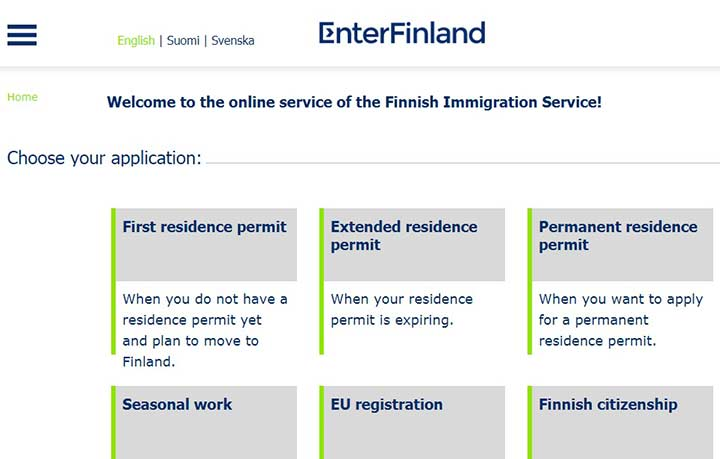 ادارهٔ کل مهاجرت فنلاند - تحصیل پزشکی در فنلاند