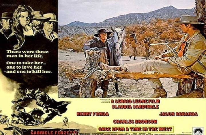 روزی روزگاری در غرب یکی از بهترین فیلم های دنیا