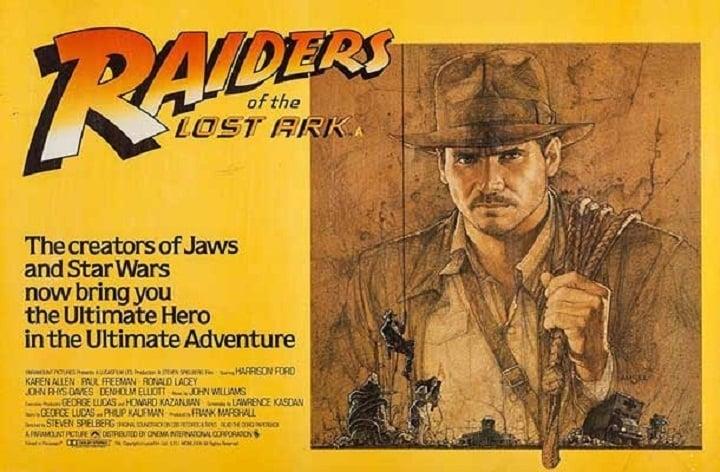 مهاجکان صندوق گمشده یکی از بهترین فیلم های دنیا