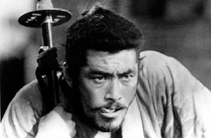 هفت سامورایی یکی از بهترین فیلم های دنیا