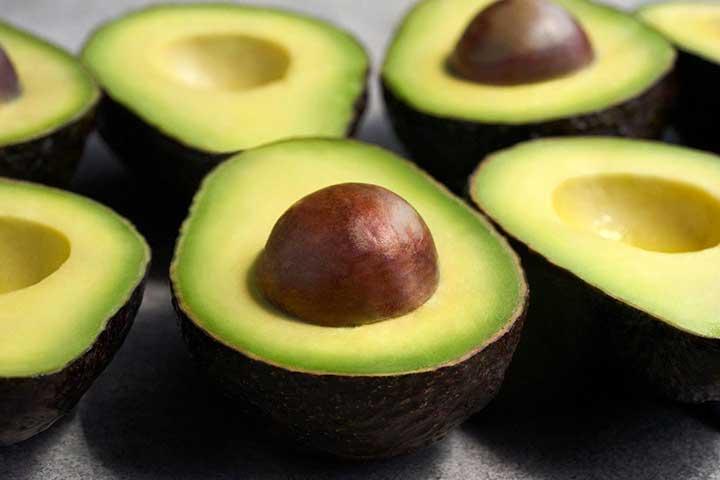 آووکادو، دارای چربیهای سالم - سالم ترین میوه های جهان
