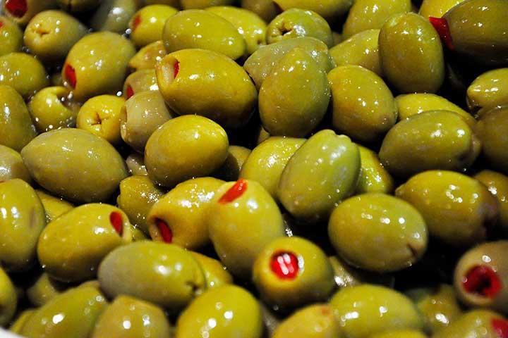 زیتون، دشمن پوکیاستخوان - سالم ترین میوه های جهان