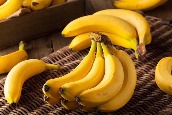 موز، دارای آرایش منحصربهفرد کربوهیدرات - سالم ترین میوه های جهان