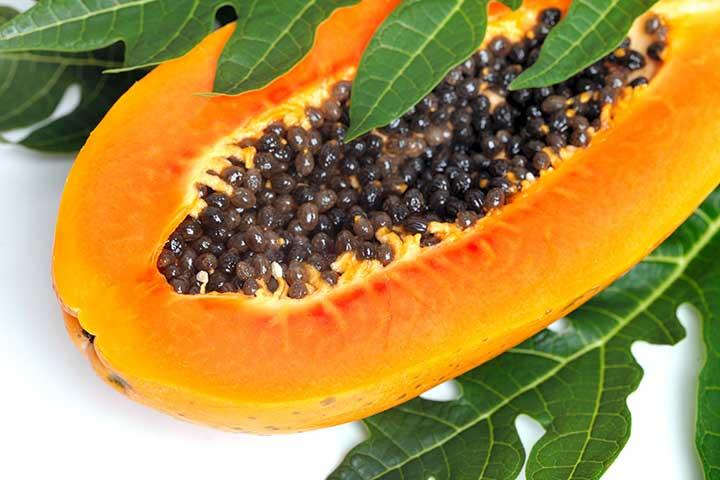 پاپایا، میوهٔ ضدسرطان - سالم ترین میوه های جهان