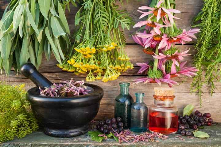 درمان یبوست با داروهای گیاهی - بابونه