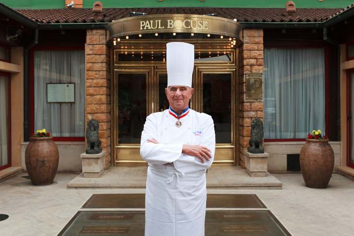 معروف ترین آشپزهای جهان - پل بوکوز
