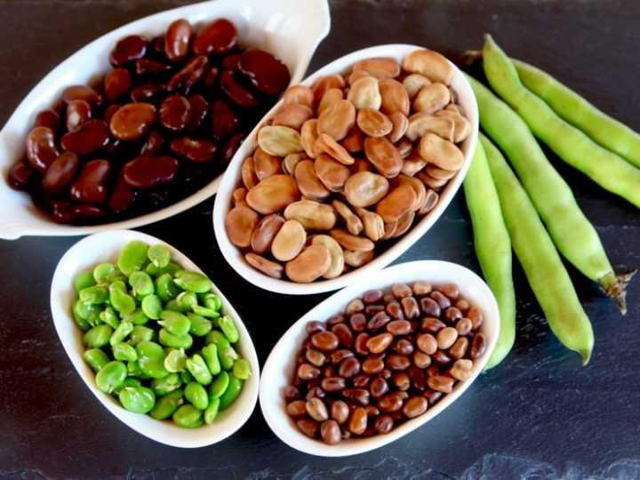 ۱۳ غذایی که خطر ابتلا به سرطان را کاهش میدهد - حبوبات