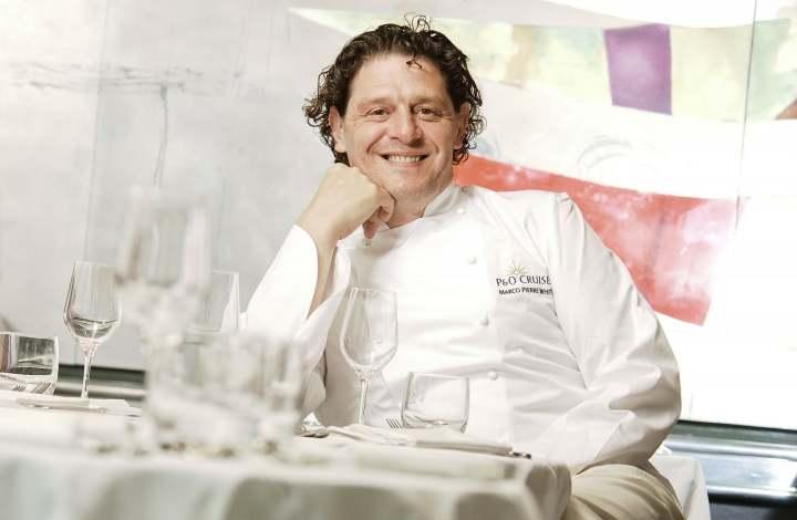 معروف ترین آشپزهای جهان - مارکو پی یر وایت