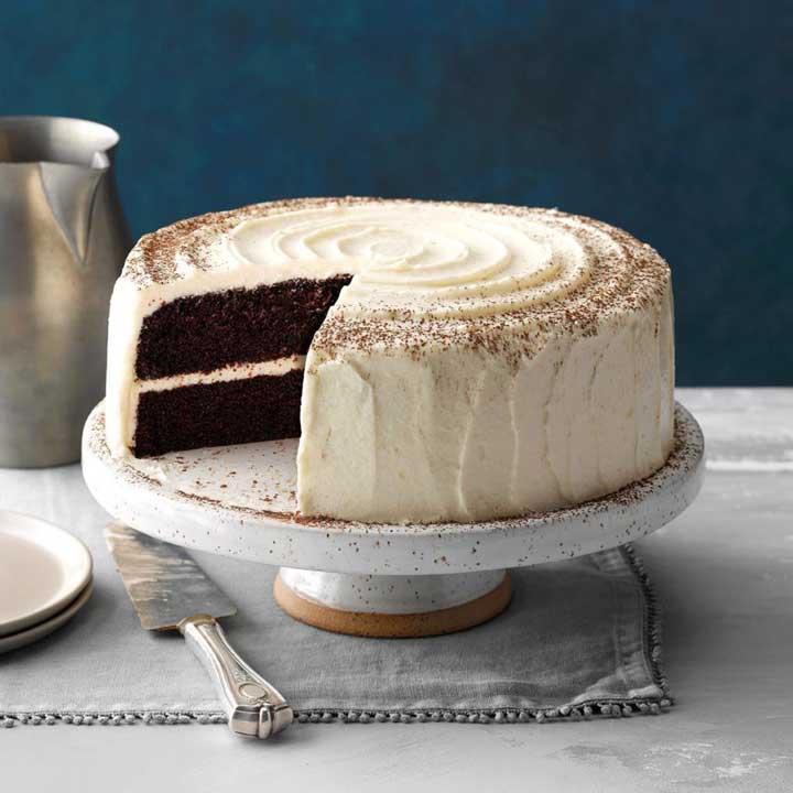 کیک شکلاتی خیس - بهترین دسرهای دنیا