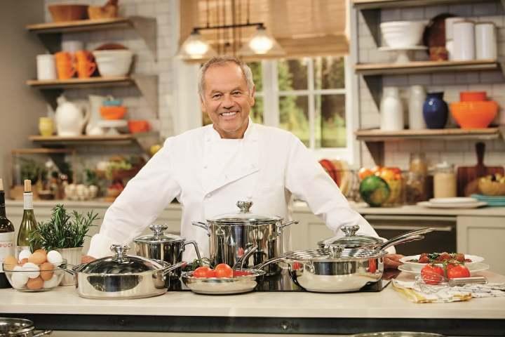 معروف ترین آشپزهای جهان - ولفگانگ پاک