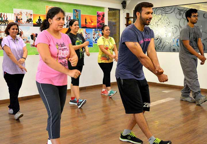بادری ریتم نوعی کلاس ورزشی است که از رقص های لاتین الهام گرفته شده است.