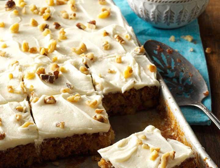 کیک آناناسی - بهترین دسرهای دنیا