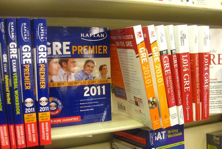 ثبت نام آزمون gre - کتاب های آمادگی آزمون gre