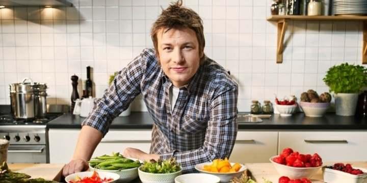 معروف ترین آشپزهای جهان - جیمی الیور