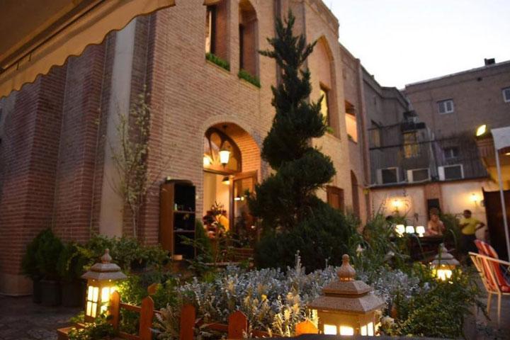 کافه های تهران - دیاموند