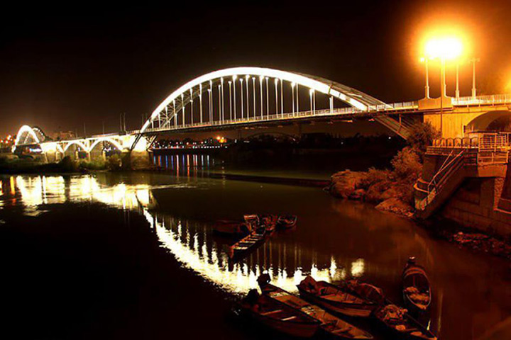پل سفید - عکس محمد صفادل
